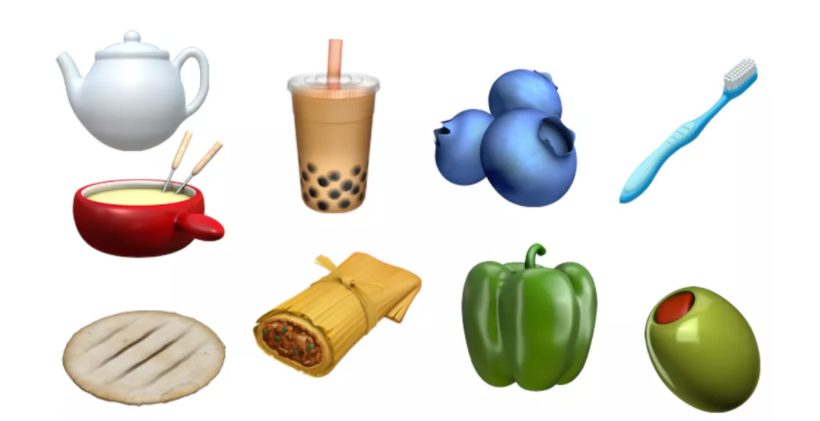 Apple Releases 117 New Emojis on iOS 14.2, From Ninja to Toothbrush