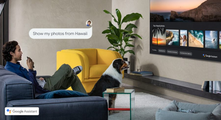 Google Assistant is heading to Samsung Smart TVs