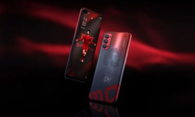 OPPO Announces the Presence of the Special Edition Reno4 Smartphone Mo Salah