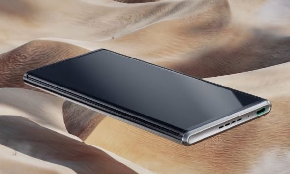 OPPO X 2021 Announced as the First Extendable Smartphone