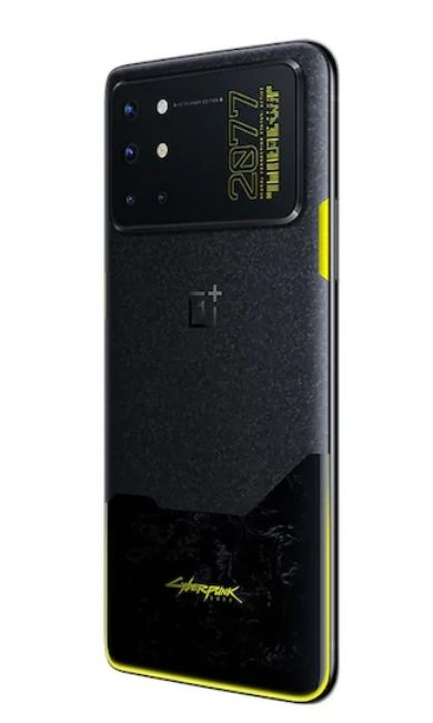 OnePlus Introduces the OnePlus 8T Smartphone Special Edition for Cyberpunk 2077 Games