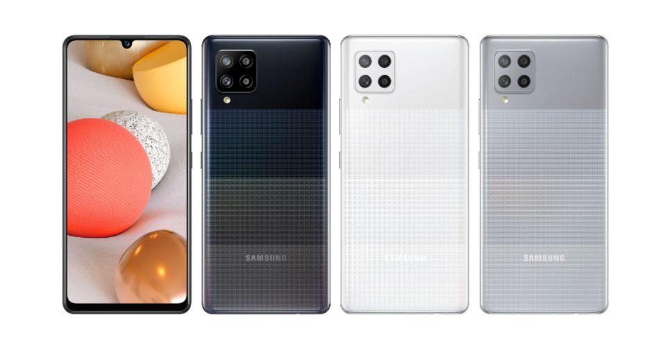 Samsung Galaxy A42 5G spotted