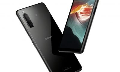 Sony Xperia 10 III with Snapdragon 690. Also a flagship on the way