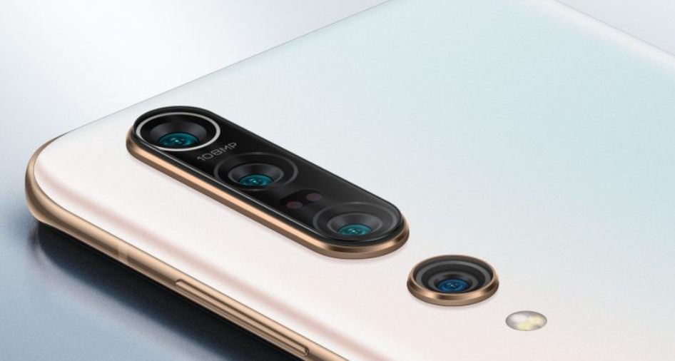 Xiaomi Mi 11 Pro, however, with a camera without a 108 MP sensor