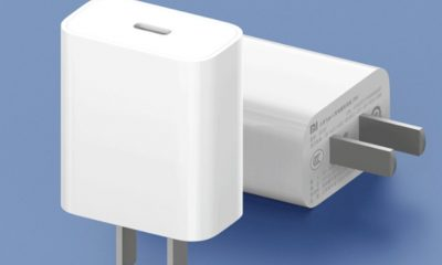 Xiaomi introduces a new, fast USB C charger. You can use it to charge your iPhone 12