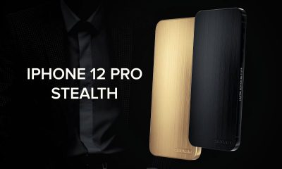Caviar releases iPhone 12 Pro without camera, called for security