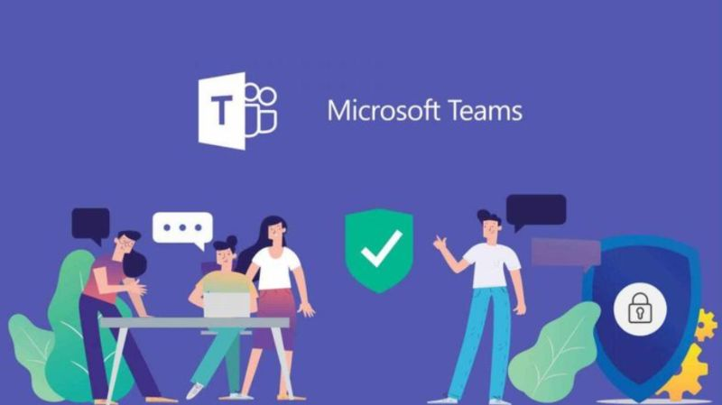 How to change the background in the Microsoft Teams app