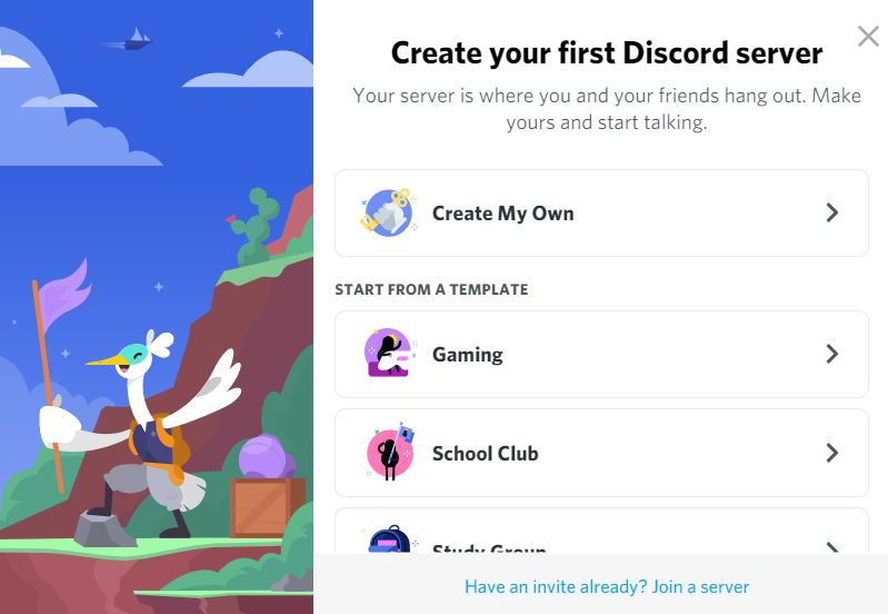 How to create Discord account 2021