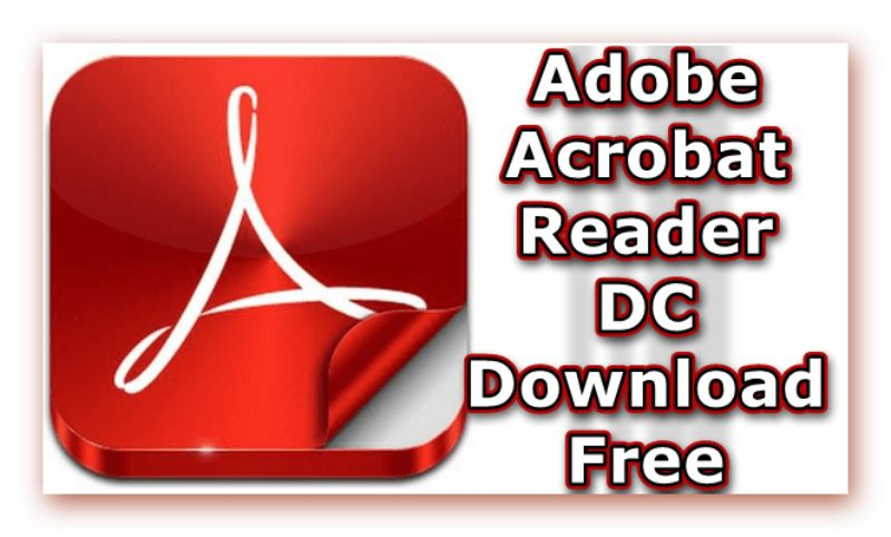 How to download Acrobat Reader DC Adobe CC, Acrobat Reader free
