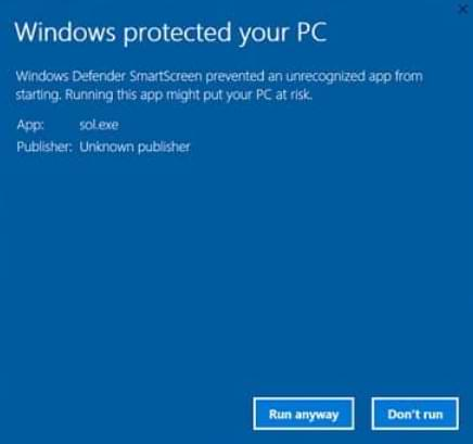 How to enable, disable and configure the SmartScreen filter in Windows 10, 8 and 7