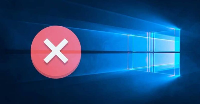 How to view the registry or history of errors that happened in Windows 10 system