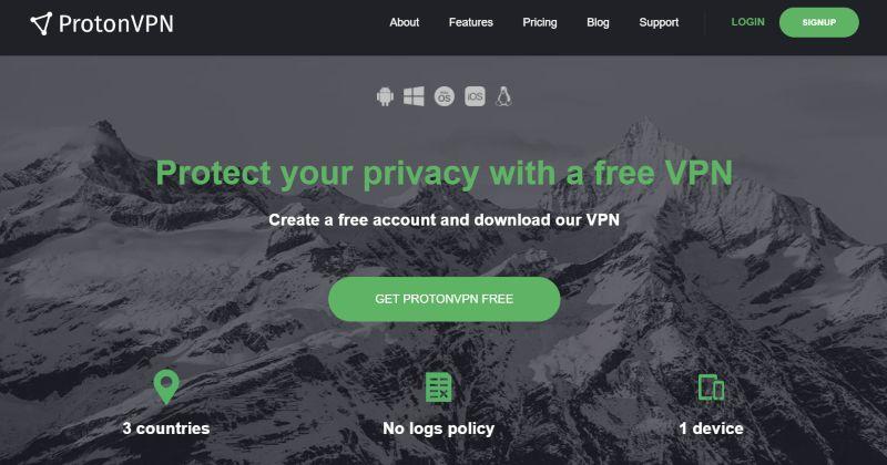 Best Free VPNs of 2021