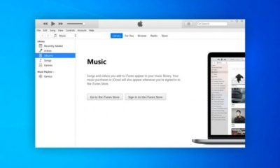 Apple prepares Apple Music for Windows 10