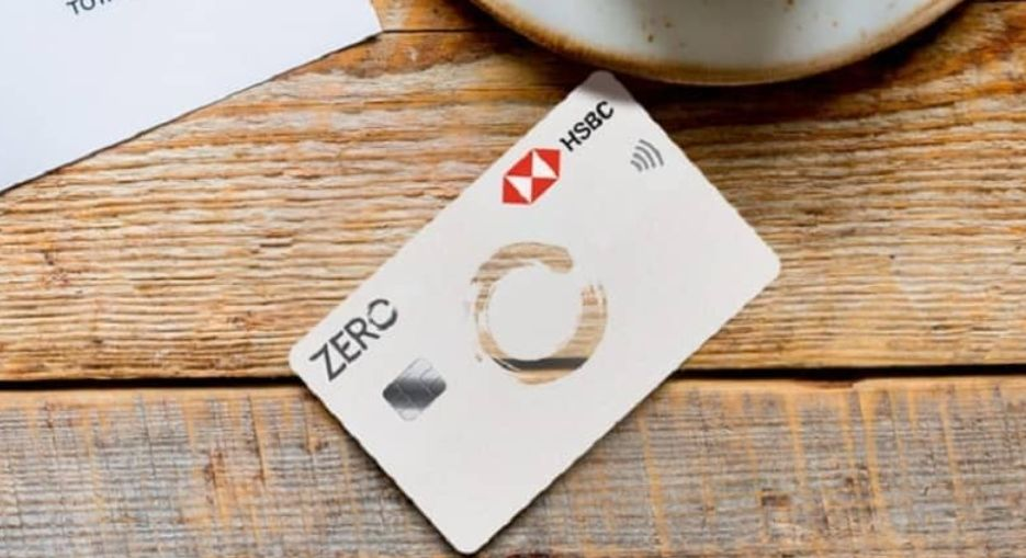 How to activate, process, or apply for an HSBC credit card online
