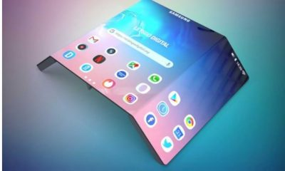Samsung confirms that it is developing a scroll and slide screen smartphone