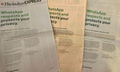 WhatsApp is increasingly anxious to be left by the user, now advertises in newspapers
