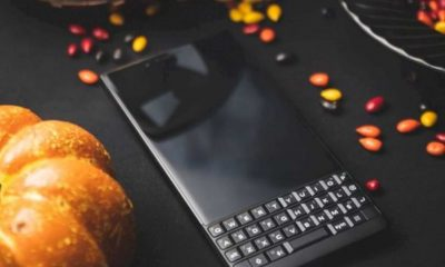 BlackBerry Launches Qwerty Keyboard Phone with 5G Connectivity Again