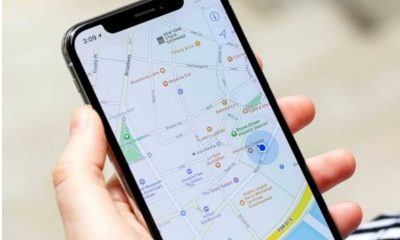 The latest Apple Maps update allows users to report accidents
