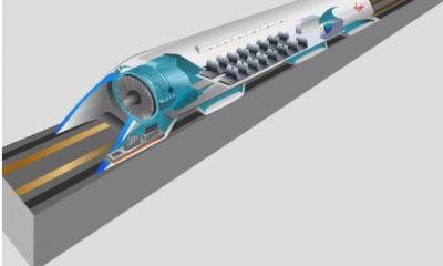 This is the Hyperloop, the Future Train That Will Be Faster Than Aircraft