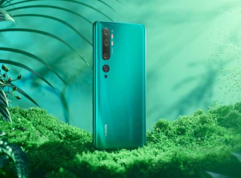 Xiaomi Mi Note 1010 Pro Starts Getting Android 11 OS Update