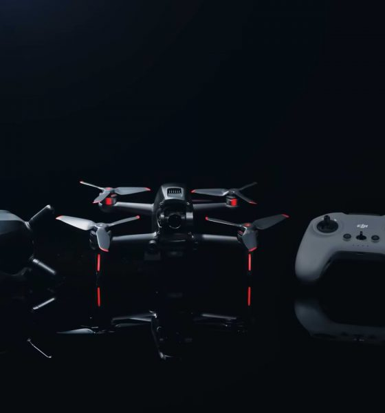 DJI Announces Its First Person Hybrid Drone, Named FPV