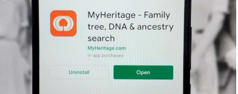 MyHeritage, a viral application that can make your old photos come alive