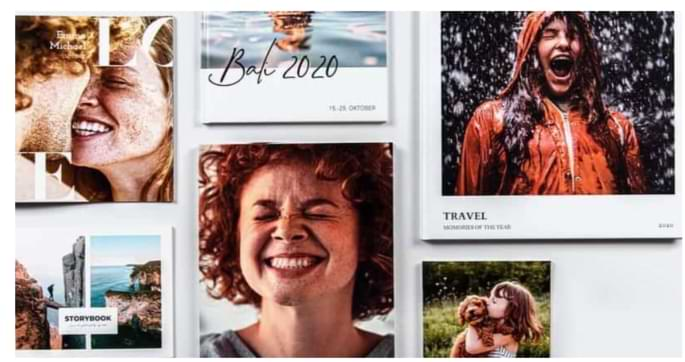 What is a photo album or digital photobook and what is it for - Best programs to make digital album