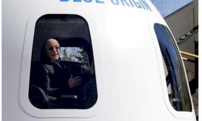 Defeat Elon Musk, Jeff Bezos Becomes Passenger on First Flight to Space
