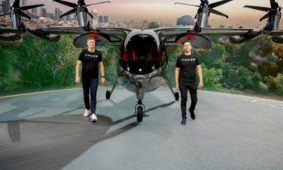 Future Closer, Archer Officially Launches Flying Taxi Tak
