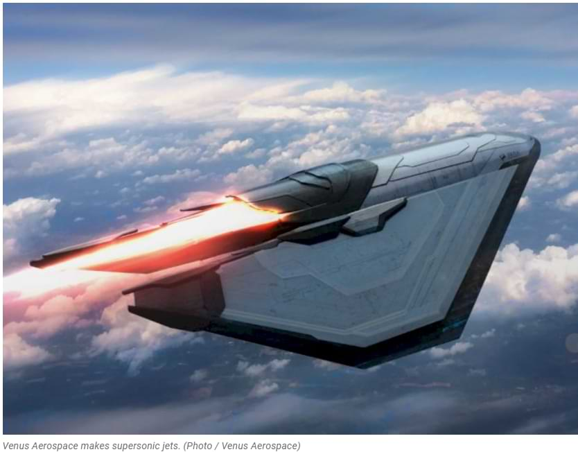 This hypersonic aircraft can fly more than 14,000 km hour, to the end of the earth in just 1 hour
