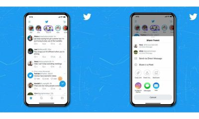 Twitter Users on iOS Can Now Directly Share Tweets to Instagram Stories