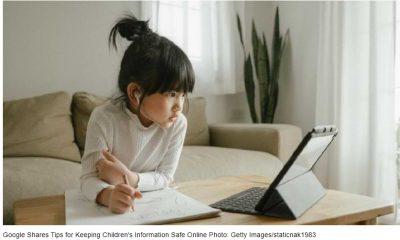 Google Shares Tips for Safeguarding Children's Information Online