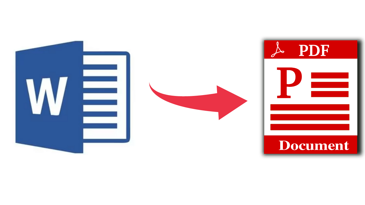 How to Convert Microsoft Word to PDF, Very Easy