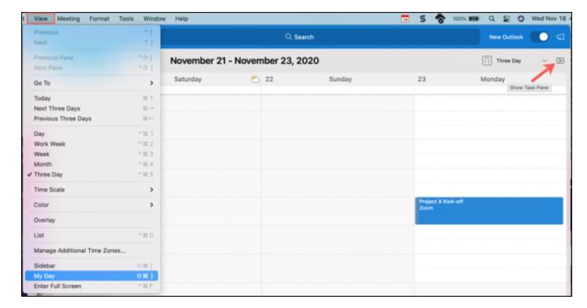 How to Create a Calendar and Schedule Events in Outlook 365 (Mac)
