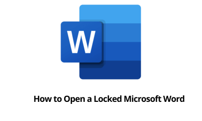 How to Open a Locked Microsoft Word