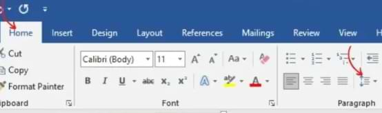How to Adjust Heading and Spacing with Paragraphs in Microsoft WordHow to Adjust Heading and Spacing with Paragraphs in Microsoft Word