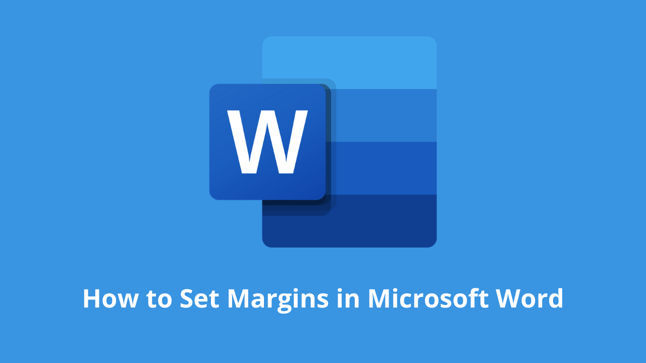How to Set Margins in Microsoft Word