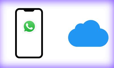 How to Backup WhatsApp iPhone to iCloud