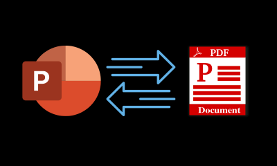 How to Convert PowerPoint to PDF Easily, Already Know