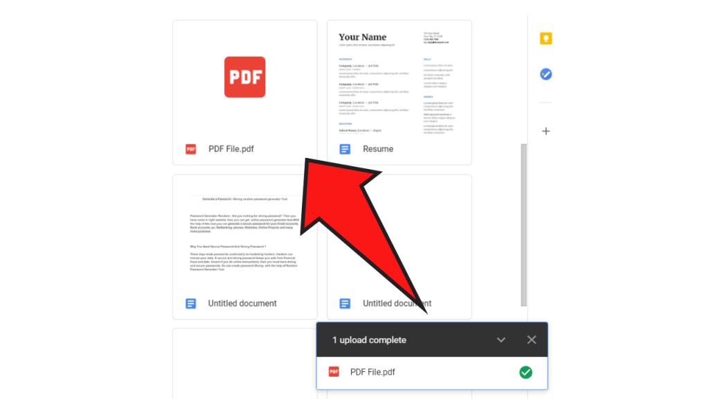 How to Translate PDF Files Using Google Drive