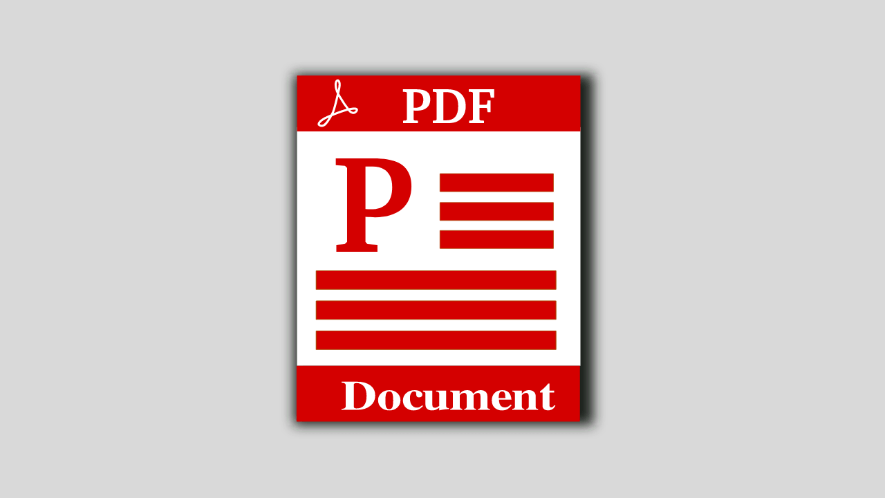 How to create a PDF document