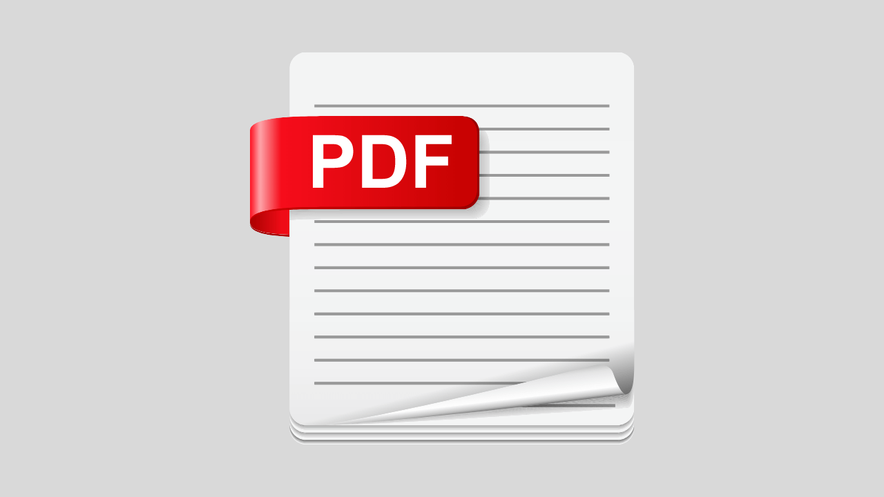 How to protect a pdf file