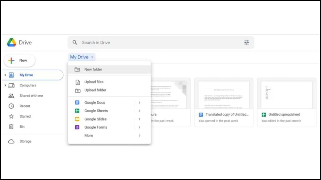 Open a Locked Microsoft Word with Google Drive