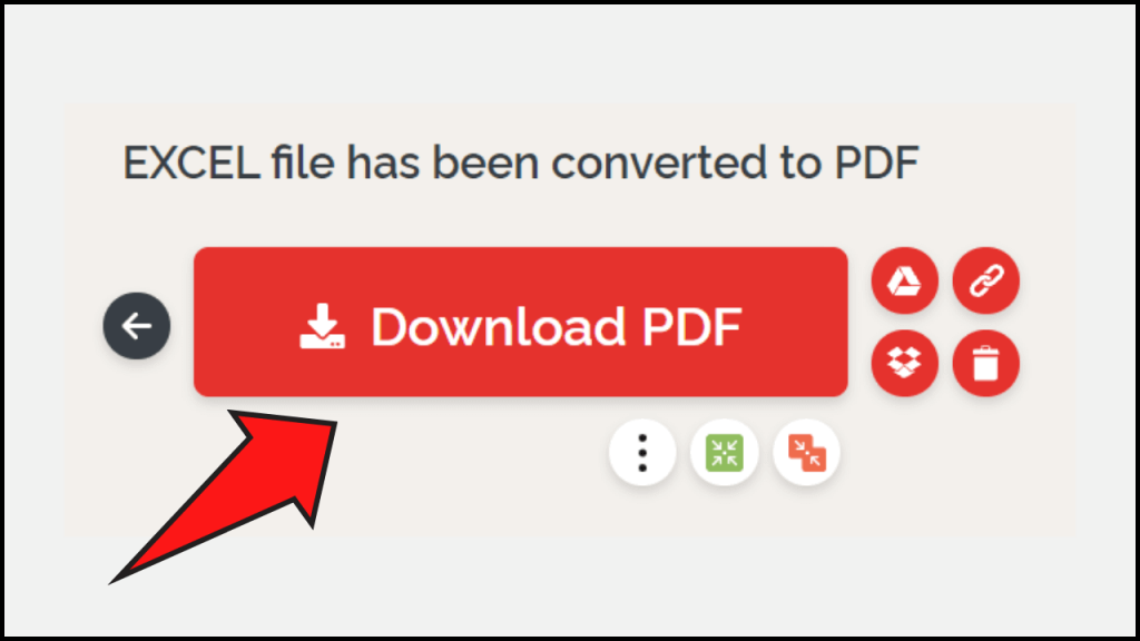 Easy Ways to Convert Excel to PDF, Just Using Online Tools