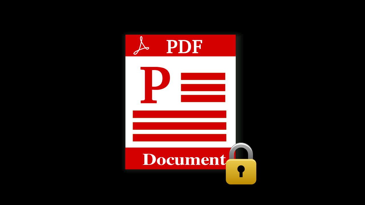 Here's How To Lock A PDF So It Can't Be Copied, So Documents Are Safe!