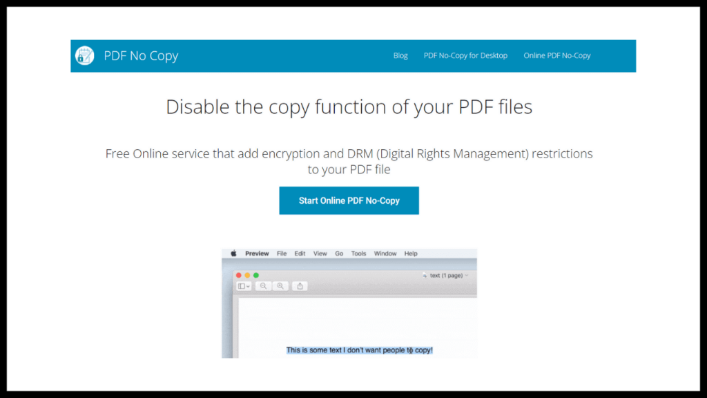 How To Lock A PDF file