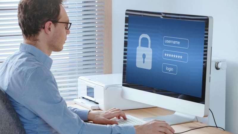 How to change the user password in Windows 10