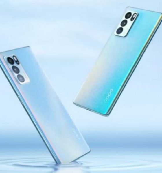 Oppo Reno 7 5G on the way. There is a technical specification